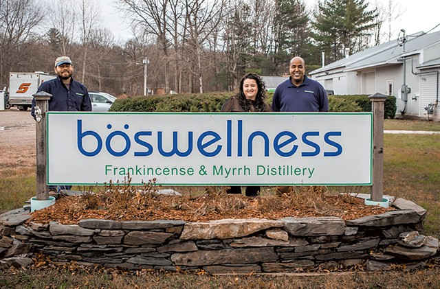 Boswellness Sign